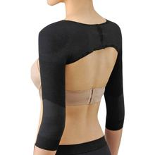 Arm Shapewear Slimming Control Long Sleeves - Ultra Elastic Back Shoulder Corrector Supports Shaper