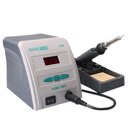 quick 236 esd soldering station 90w Lead Free Soldering Station With Soldering Iron