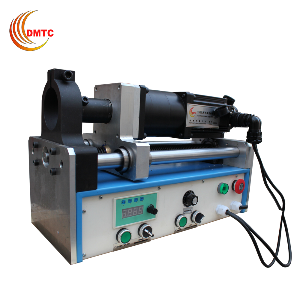 DBQ40 Portable Line Boring Machine Mainly Used In Construction Engineering