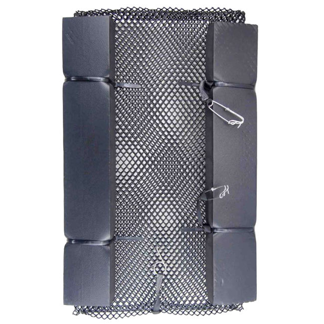 Cheap low price plastic mesh netting HDPE mesh oyster bag