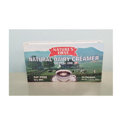 NATURAL DAIRY CREAMER  SINGLES  24 COUNT BOX: