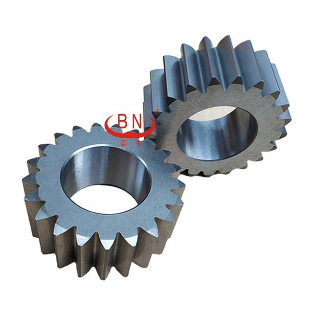 China excavator gear factory