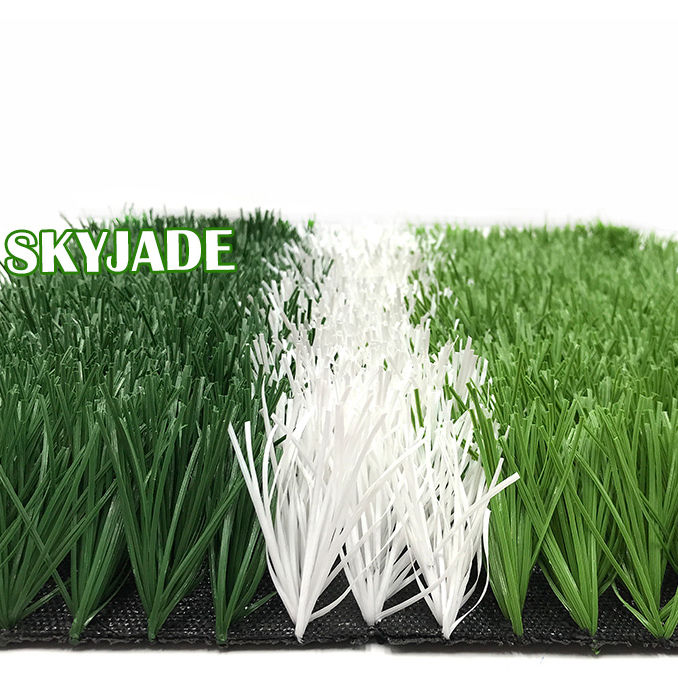 Best-selling Skyjade artificial football grass Model Max S, 8800 Dtex, Anti-UV treated for lasting quality
