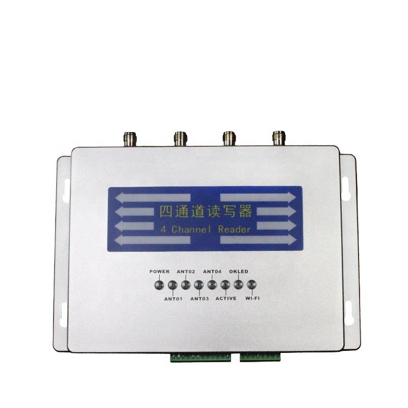 JT-928 4 Channel EPC C1 Gen2 Protocol UHF RFID gate fixed reader High Quality JT-928
