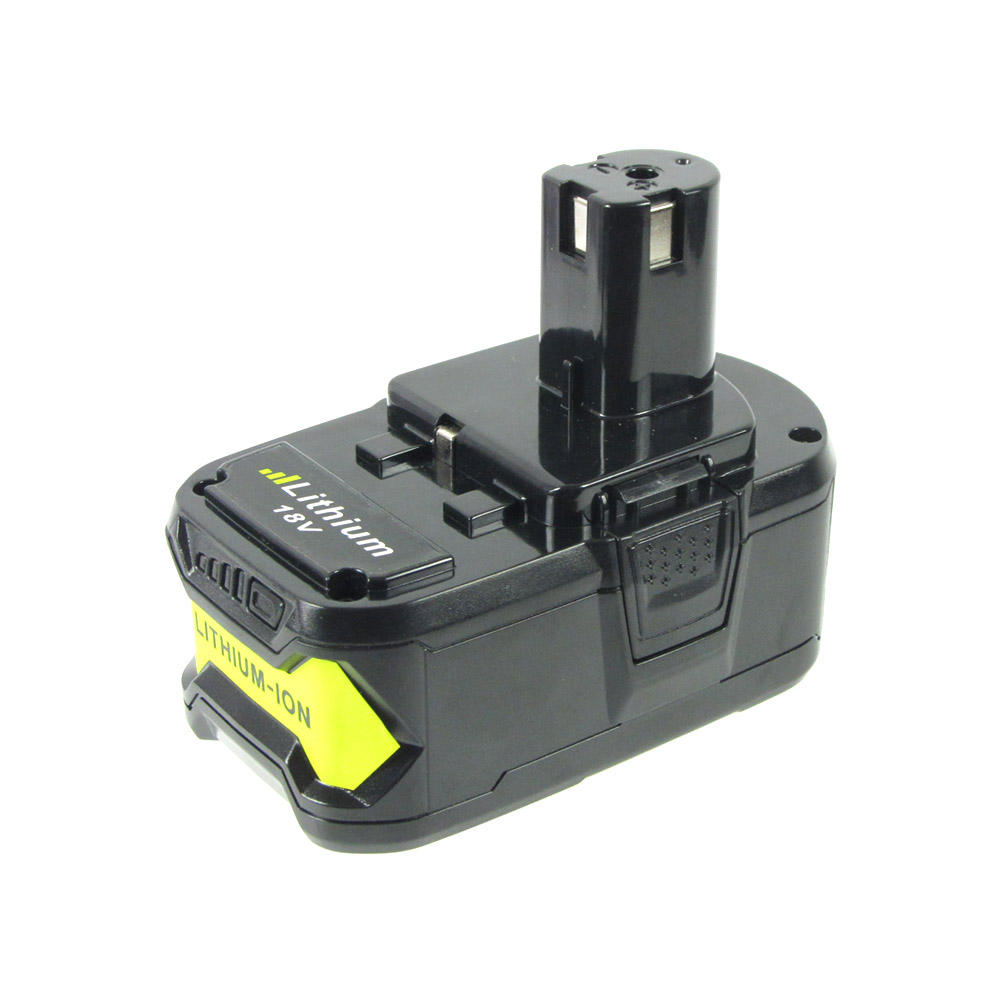 18V 6.0Ah Lithium ion Replace Power Tool Battery for Ryobi P108 P107 P106 P105 Rechargeable battery