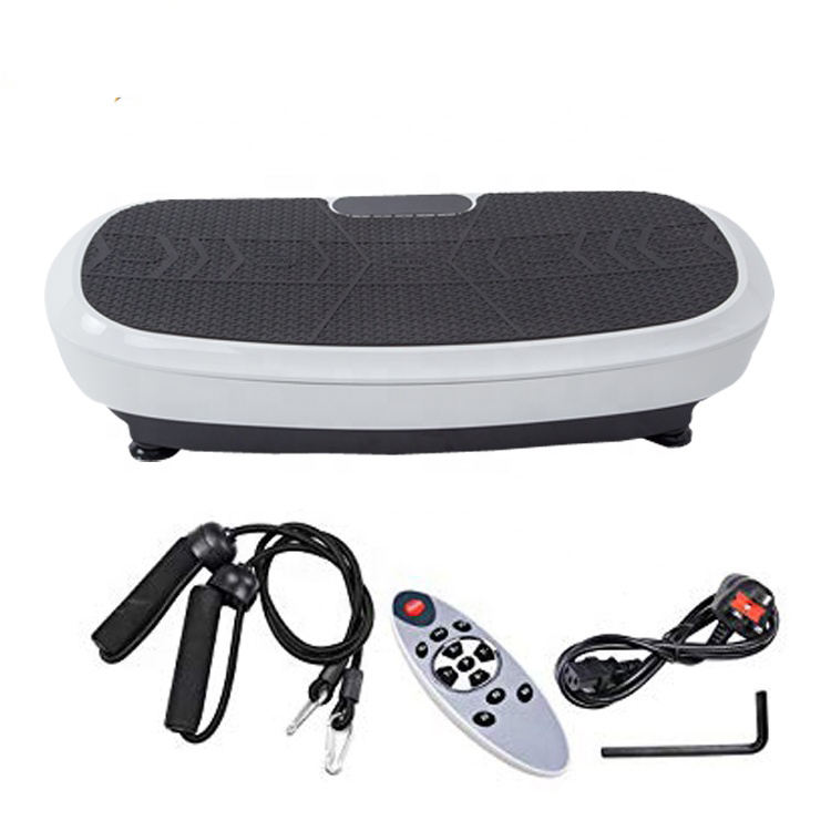 Fitness body vibration Workout machine Platform Fat Burning Exercise Equipment For Home Vibration Plate