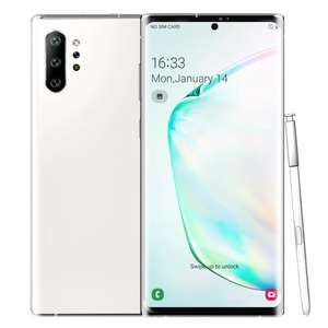 Note10+ Unlocked 8+16MP 8 Core Dual SIM 8G+128G Cheap Call Phone 6.8 inch Android 8.0 Mobile SmartPhones
