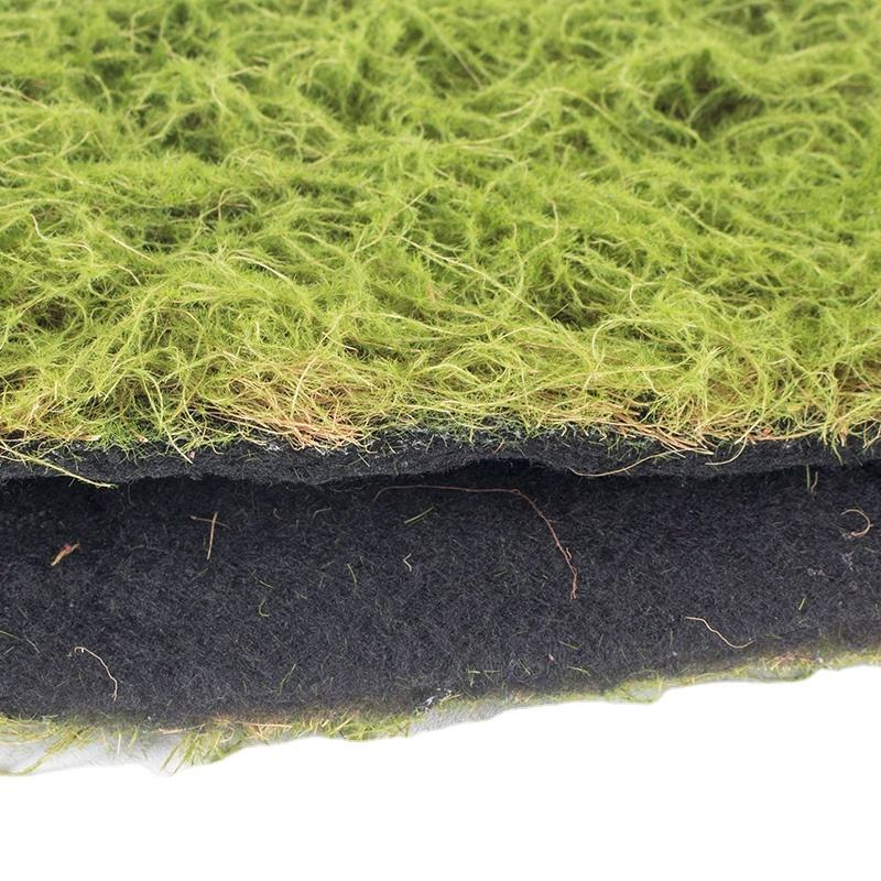 Artificial Moss Real Looking Faux Vertical Garden Green Wall Artificial Moss Grass Wall Panels