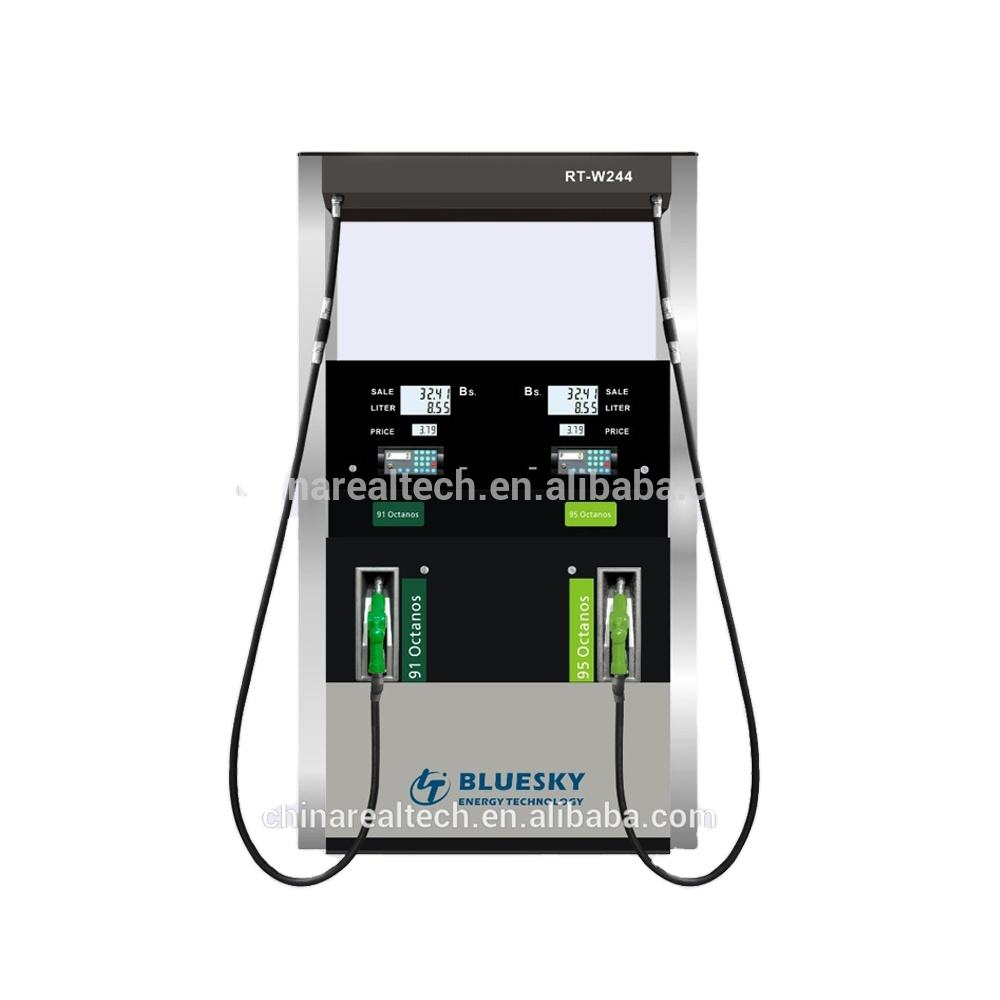 gasoline diesel fuel dispenser machine for petrol station
