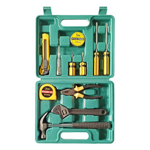 11pc Household DIY Combination Repair Hand Tools Set