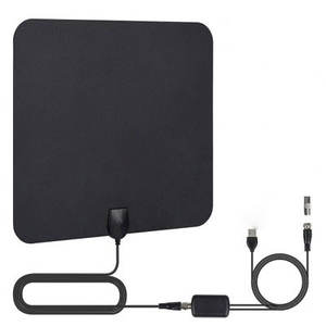 Clear HD Digitale Amplificatore Interno UHF Satellitare Vhf Hdtv Antenna TV
