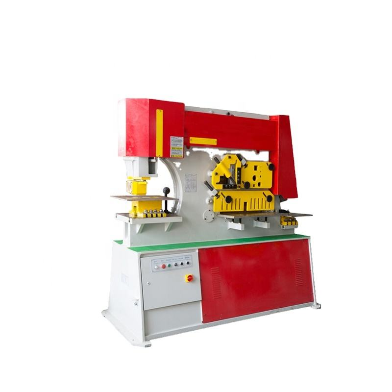 long service life iron worker punching machine/iron worker taiwan/iron worker hydraulic with advanced technology