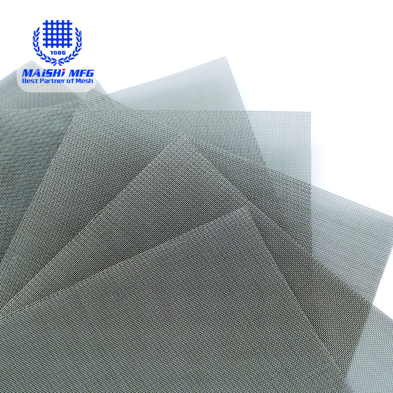 Good Quality Plain/ Twill/ Dutch Weave Stainless Steel Filter Wire Mesh