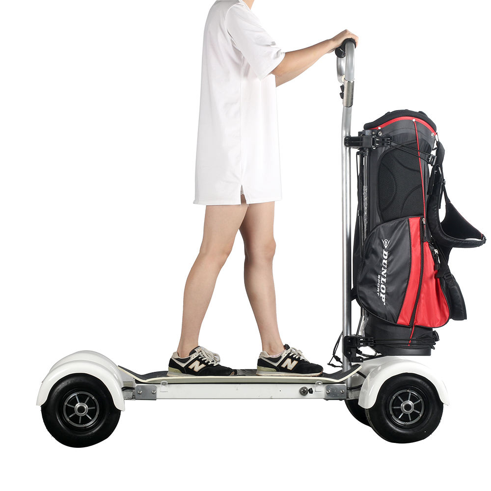 Four wheels electric golf board 1000w 60v adult golf scooter for club
