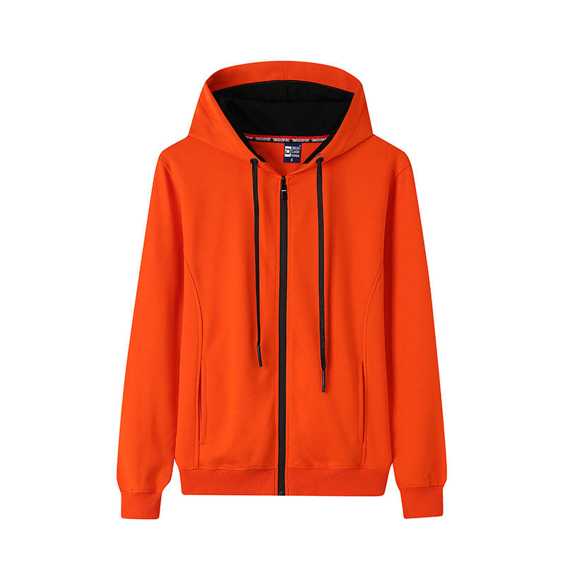 High Quality 100%cotton Bulk Wholesale Loose Plain Designer Men Custom Oem Printed zip up fitted Hoodies