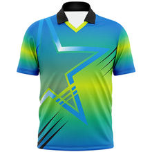 Wholesale Best Cheap Sports Team 100% Polyester Customized Logo Full Sublimated New Design Cricket Jerseys