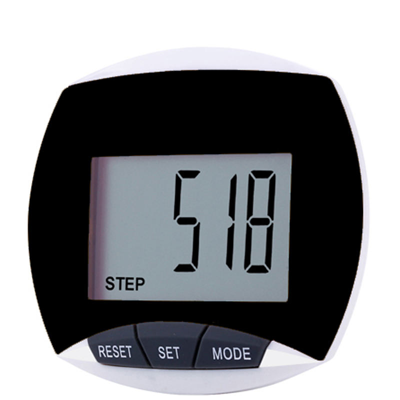 Big screen Multi-function electronic with Calorie pedometer step count and for sports