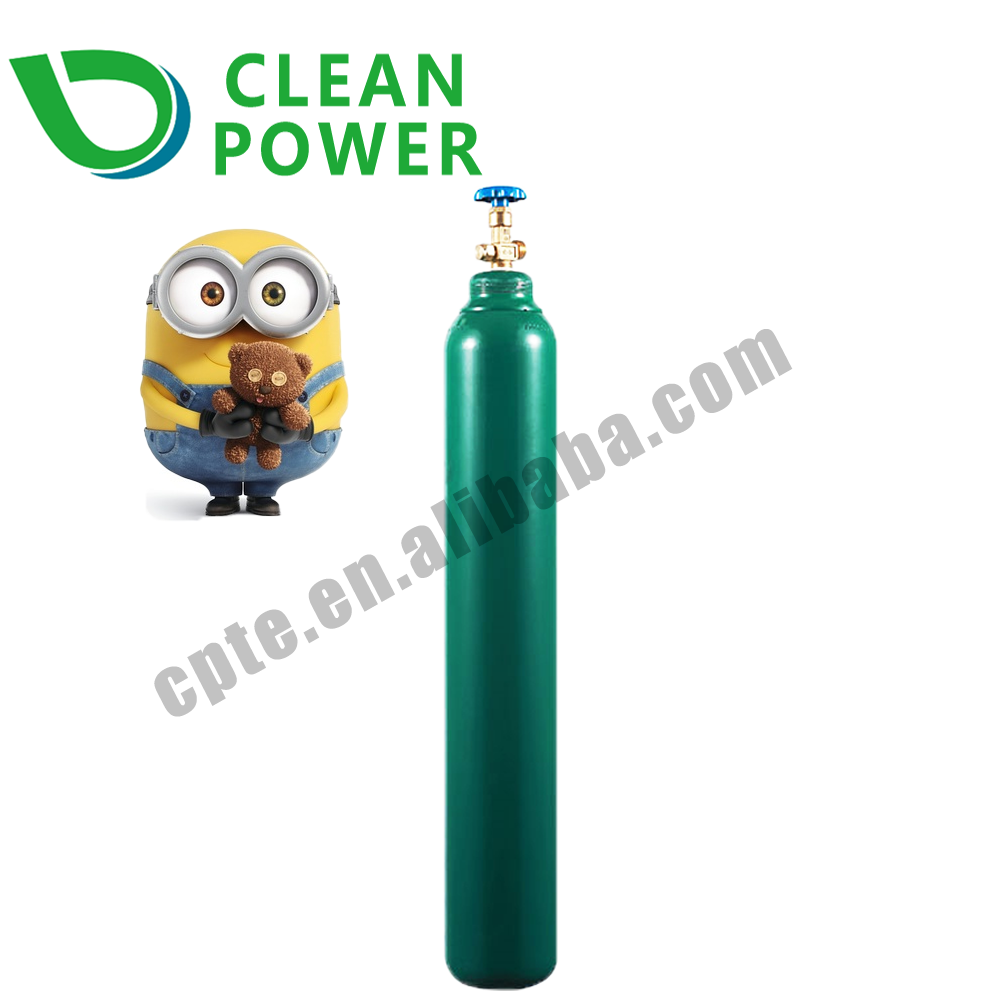 Wholesale excellent material medical oxygen gas cylinder