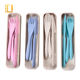 Eco-friendly wheat straw spoon fork knife set travel camping plastic cutlery