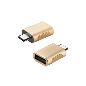 wholesale usb charger adapter type c usb a to usb c adapter connector for macbook pro 2019