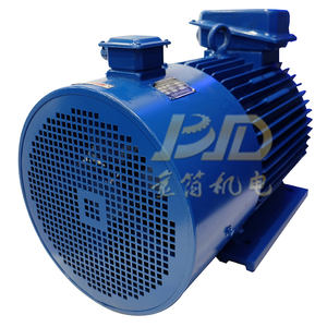 YZP 75kw/63kw 4P 6Three 3 Phase Induction Ac Electric Motor For Water Pump Speed motor 60Hz