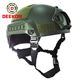 NIJ IIIA .44 Mag Bulletproof Ballistic Helmet Mich Four Point suspension system Helmet Bullet Proof