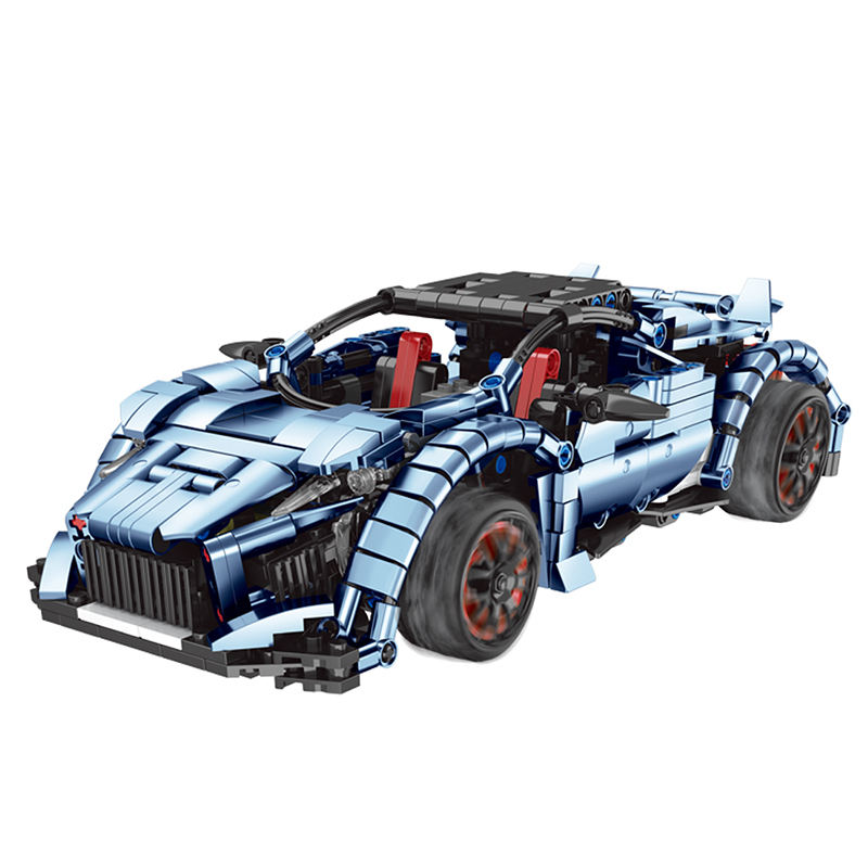 New Arrival Xingbao 21001 914pcs Technical Building Blocks Remote Control Car Toys
