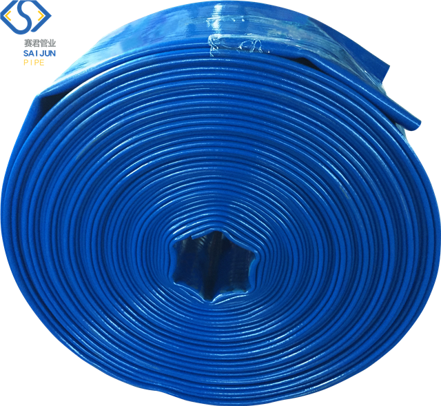 Layflat Water Pipe 110MM Diameter Soft Irrigation Pipe