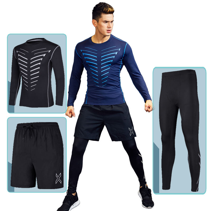 High Quality Factory Mens Jogging Fitness And Yoga Wear Active Gym Sports Track Suit