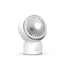 2020 Wholesale Price Round Fan Personal USB Hand Fan 3 Speed Setting Mini Desk Fan for Office and Home