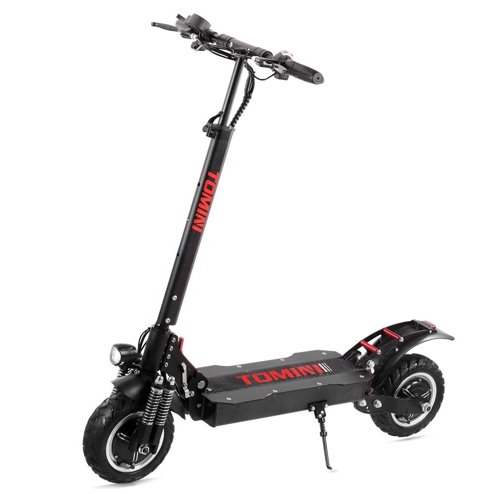60V Fat Tire Dualtron Electric Scooter 3000 Watts Off Road Xe Máy Điện Scooter