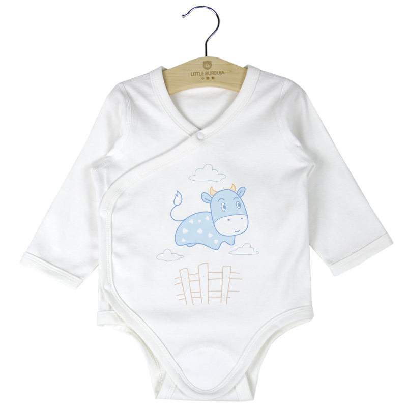 Großhandel baby kleidung neugeborenen Breathable Infanting Clothes 100% Organic Cotton Baby Rompers