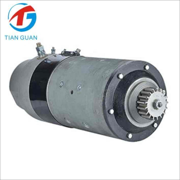 24V 15KW New ship starter motor for STG91683 12041402