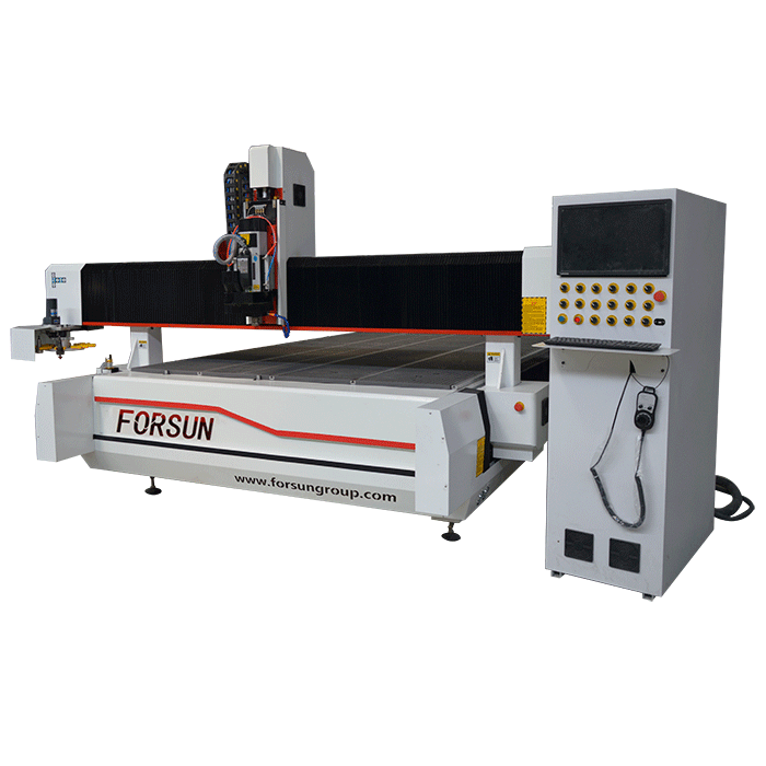 Factory Supply 3D Woodworking CNC Router / Wood Cutting Machine for Solidwood,MDF,Aluminum,Alucobond,PVC