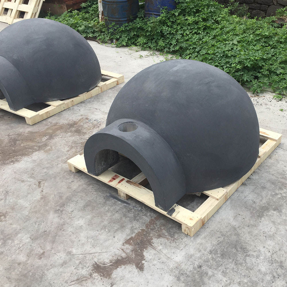 Manufacture Price Refractory Outdoor Commercial Wood Fired Pizza Oven for Pizza