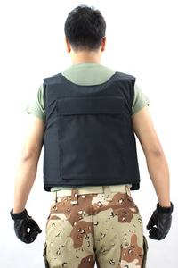 Custom Bulletproof Vest Body Armor NIJ 3a Fabric Nylon Bullet Proof Vest