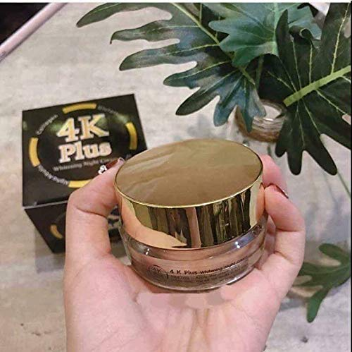 Korea Private Label Skincare Wholesale 4k Plus Face Whitening Anti Aging Day And Night Cream For face