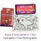 11 Years Factory Free Sample Flashcards Augmented Reality Educational Toys