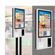 Self service ordering payment kiosk / ticket vending terminal machine for restaurant/supermarket/office