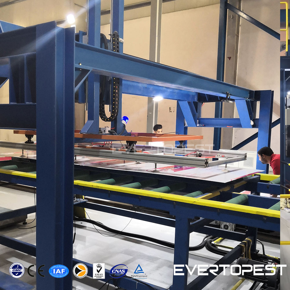 ACP Production Line/ACP Production Machine/ACP Production Plant