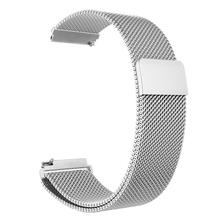 20mm  22mmMilanese buckle Bracelet Stainless Steel band For HUAWEI WATCH GT GT2 Smart Watch Bracelet  Watchband Bracelet