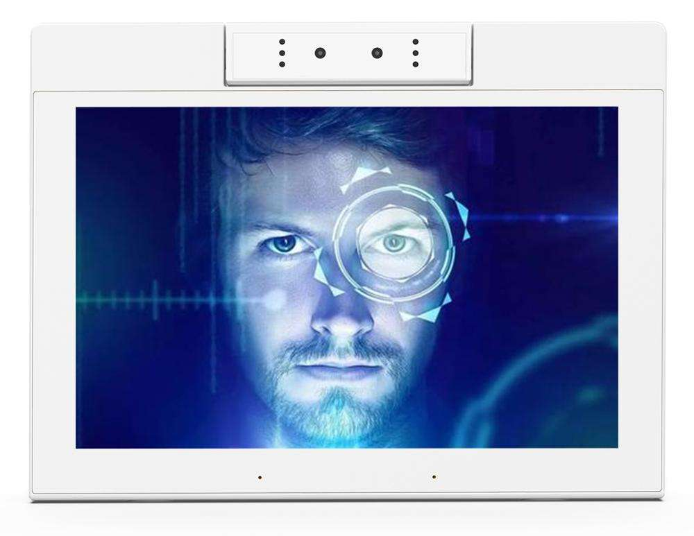 Face recognition RK3288 Android 8.1 PC RJ45 USB POE 10.1 inch Tablet Digital Device