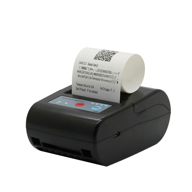 58mm mini wireless portable receipt android 2inch thermal mobile bill wireless printer