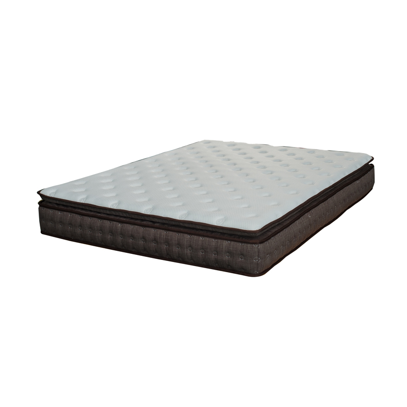 pocket spring mattress with environment friendly material accept custom household furniture