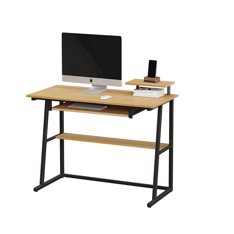 L Shaped Desk Corner Computer Desk PC Laptop Study Table Workstation Free Stand Working Studying Gaming Desk