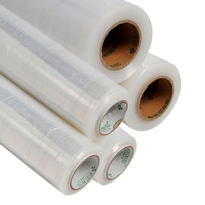 Thickness 10-50mic lldpe 17 23 micron packing stretch plastic film