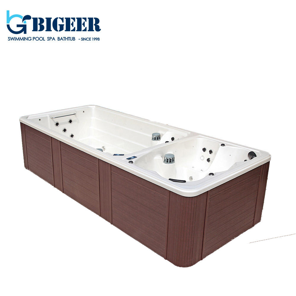 New Arrival Massage Luxury Jacuzzi Outdoor Hot Tub Spa For 5 Person BG-6607