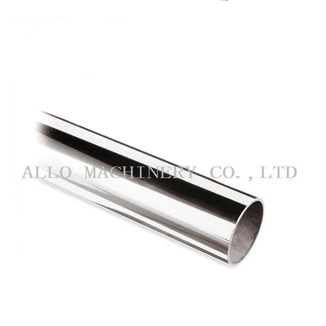 high quality pipe steel pipe 33.7/42.4/48.3/50.8mm stair glass railing prices