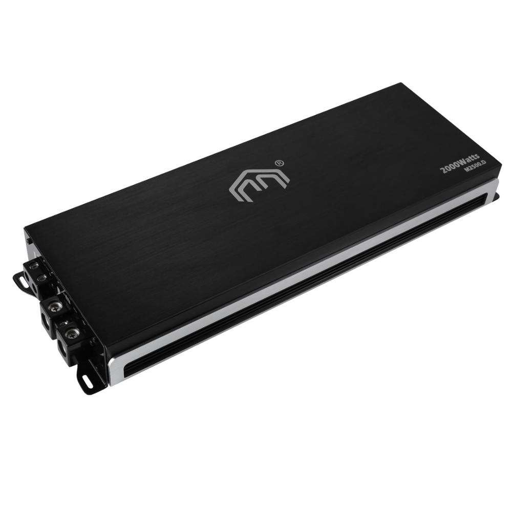 2000w class D mono mini car amplifier