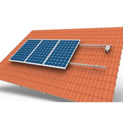 Products supply pv solar tile roof mount for photovoltaic solar panel mounting